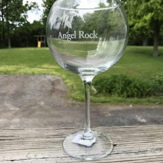 Angel Rock Red Wine Glass on Shop Where I Live